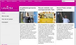 Gerard afscheid op Homepage LaVerbe