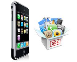 iPhone met SDK