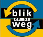 Logo blik op de weg